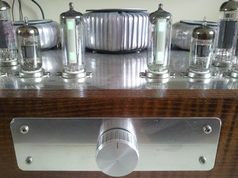 Tube Amplifier 1