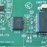 Tektronix TDS debug console 3