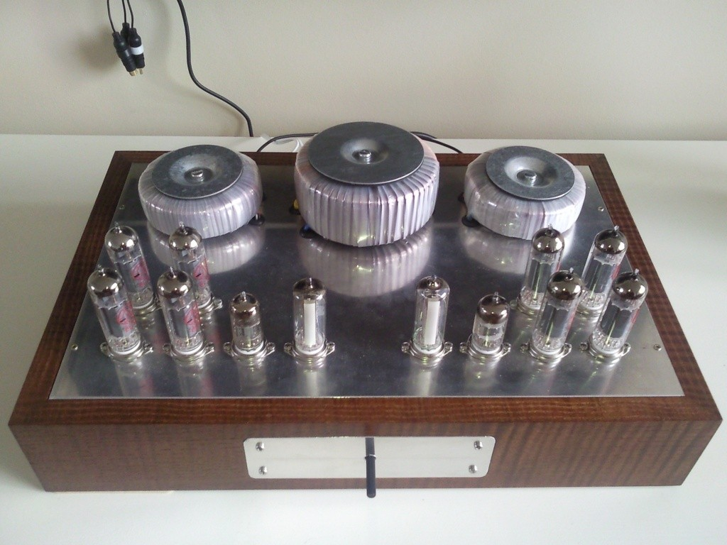 Tube Amplifier 7