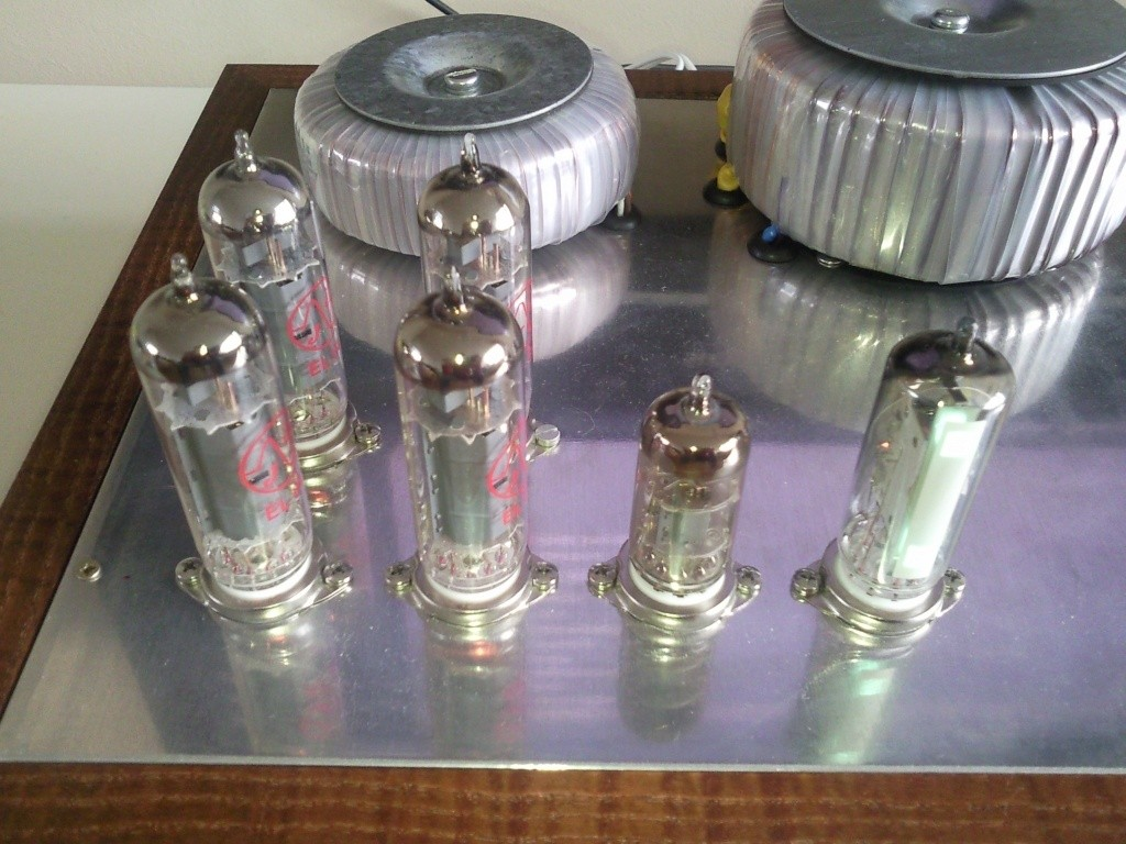 Tube Amplifier 5