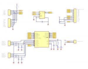 Microcontroller PSU schematic 1