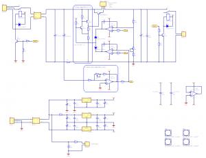 Microcontroller PSU schematic 2