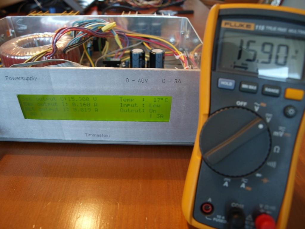 Microcontroller PSU 4