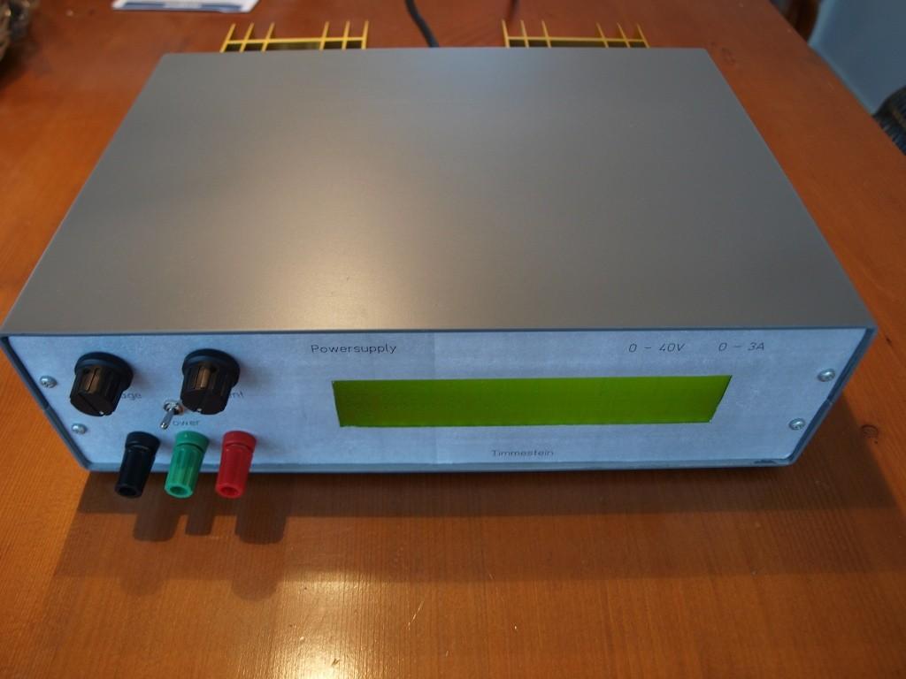 Microcontroller PSU 1